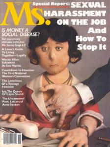 """© Ms. Magazine, Cover des Magazins """"Ms."""" im November 1977"""