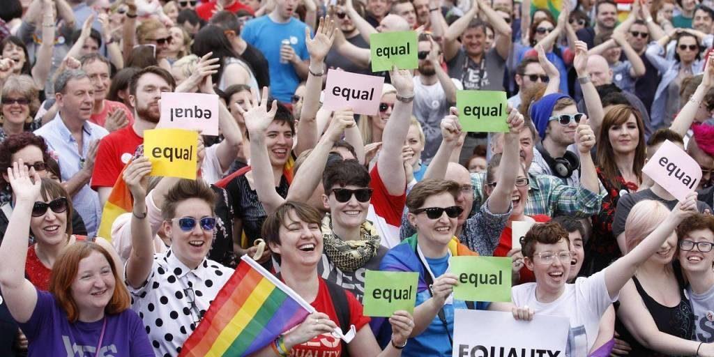 Homo-Ehe in Irland, 2015, Bildquelle: EMMA 4/2015, S.45