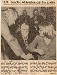 Frankfurter Neue Presse, 13.03.1974 (in FMT-Chronik PD-FE.03.01-1974)