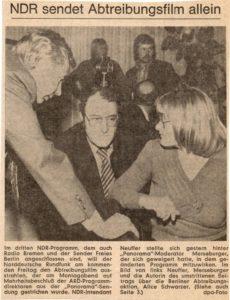 Frankfurter Neue Presse, 13.03.1974 (in FMT-Chronik PD-FE.03.01-1974)