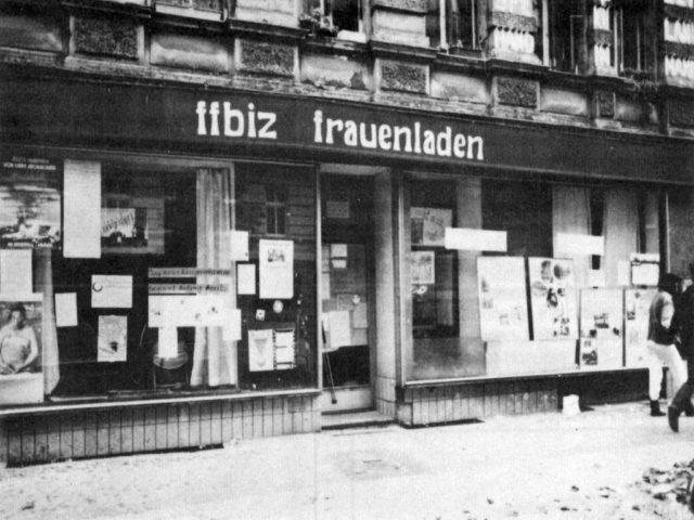 FFBIZ-Berlin, Bildquelle: EMMA-Archiv
