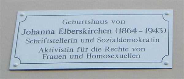 © I. Boxhammer, Quelle: http://www.lesbengeschichte.de