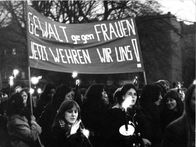 Bildquelle: EMMA-Archiv ©Margarete Redl-von Peinen