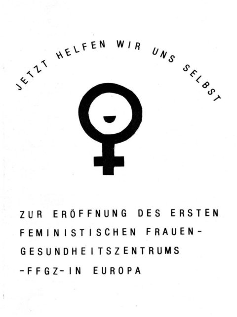 Flugblatt des FFGZ Berlin, 1977 (FMT-Pressedokumentation: PD-FE.03.01-1977)