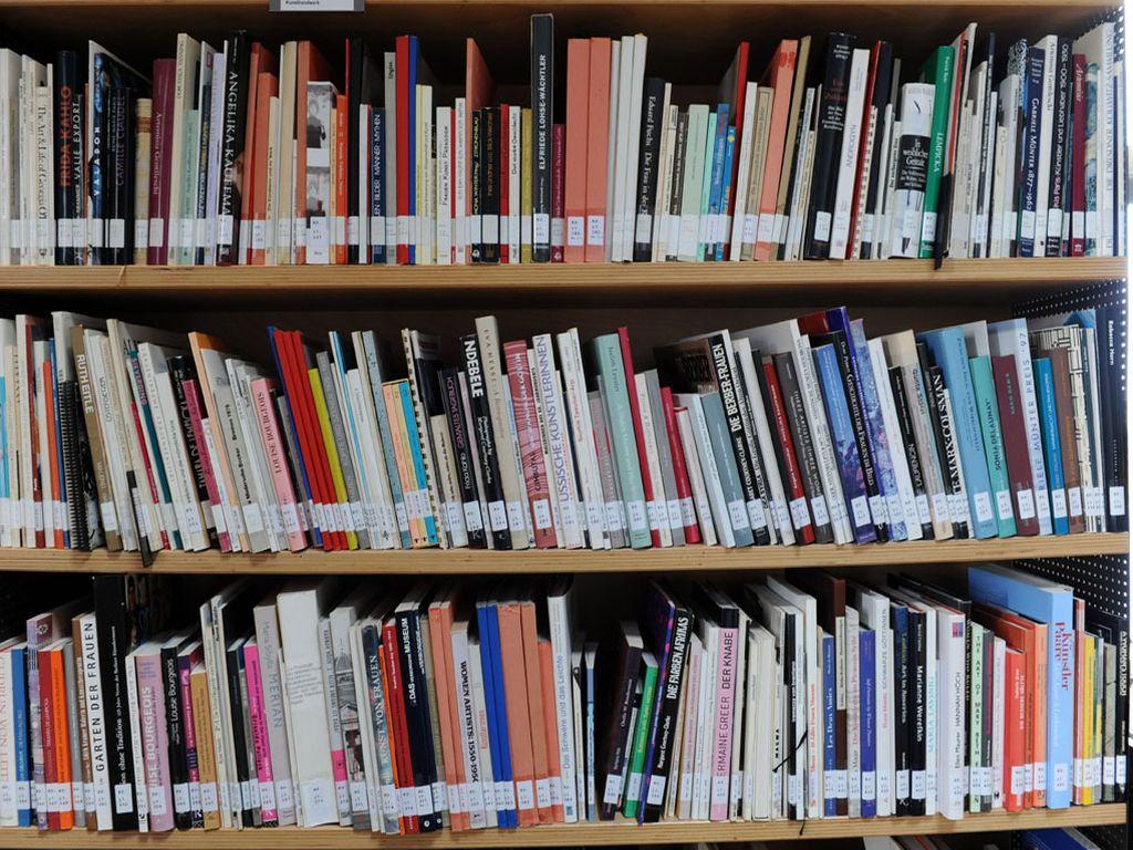 Bestand Bücherregal © FMT