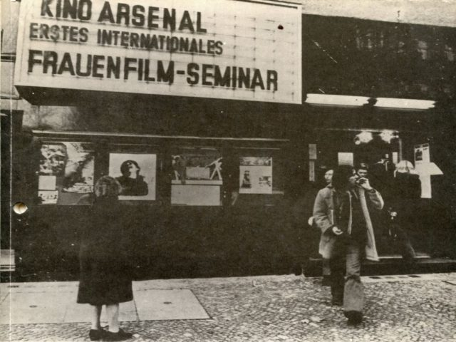 Kino Arsenal Berlin, 1972