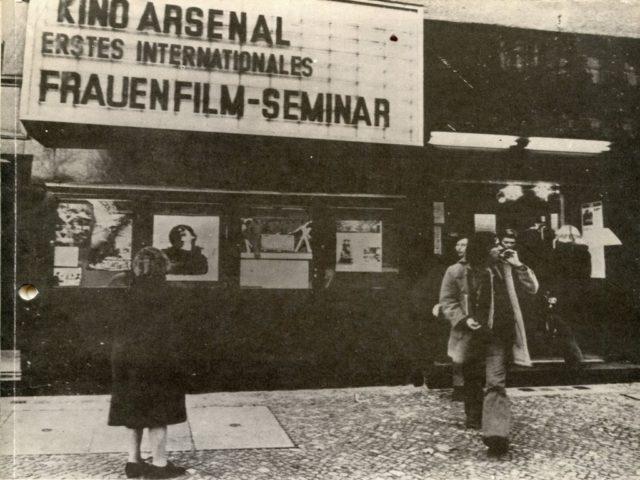 Kino Arsenal Berlin, 1972
