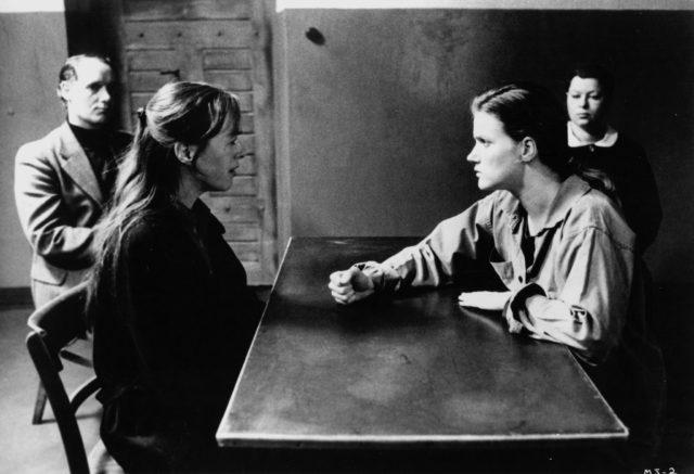 Szenenfoto aus dem Film von Margarethe von Trotta, 1981