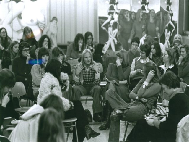 """Erstes Internationales Frauenfilm-Seminar"" in West-Berlin, November 1973"