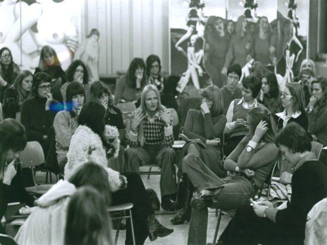 """Erstes Internationales Frauenfilm-Seminar"" in West-Berlin, November 1973"