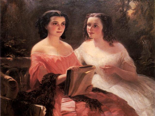 Gemälde von Anna Schleh, Quelle: Ala Verlag Zürich