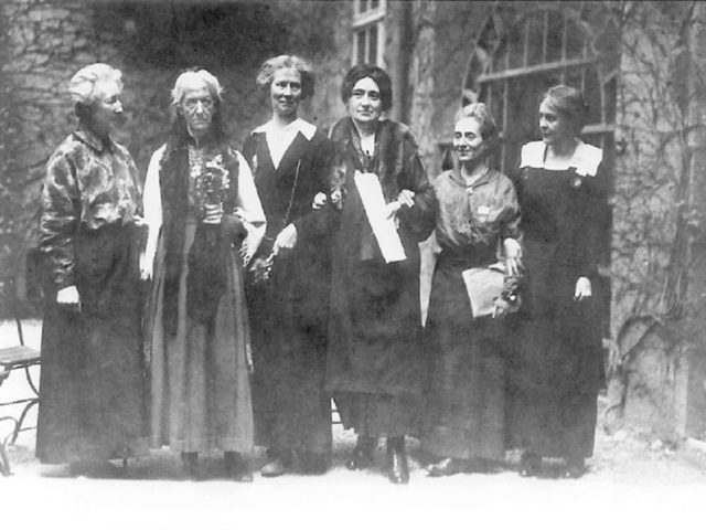 Quelle: Swarthmore College Peace Collection