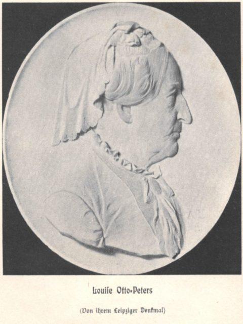 Quelle: Plothow, Anna: Die Begründerinnen der deutschen Frauenbewegung - 4. Aufl., Leipzig: Friedrich Rothbarth, 1907, nach S. (FE.08.104).