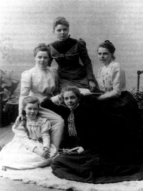Foto: Privatbesitz, Quelle: Wickert, Christl: Helene Stöcker, 1869 - 1943 : Frauenrechtlerin, Sexualreformerin und Pazifistin ; eine Biographie - Bonn : Dietz, 1991, S. 25 (BG.03.STOECK.002)