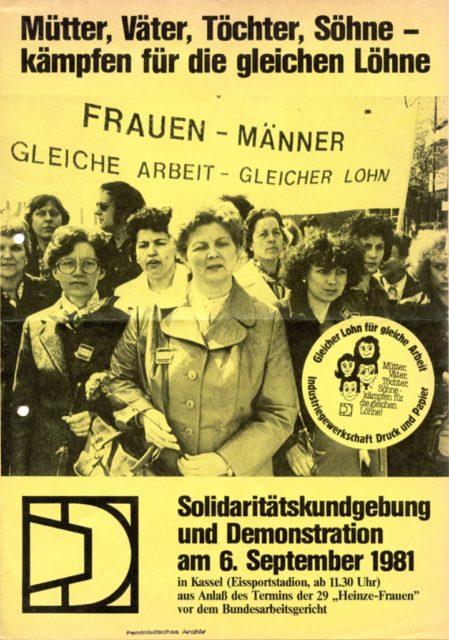 Flugblatt aus FMT-Pressedokumentation PD-AR.10.01