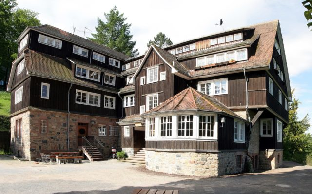 Goethehaus der Odenwaldschule, Foto: Kuebi / Wikimedia Commons (CC BY-SA 3.0)