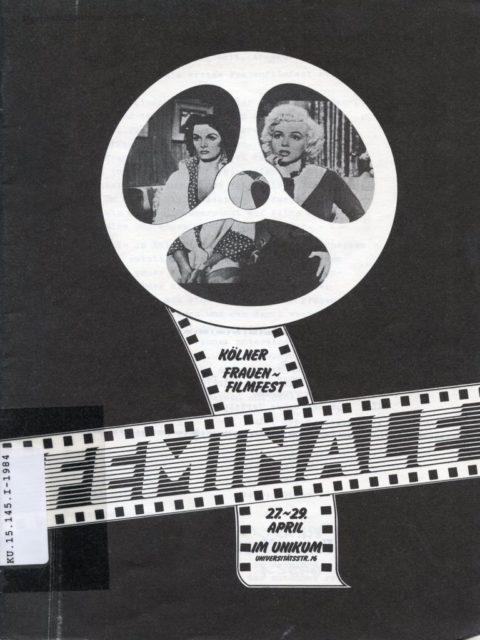 Plakat zur Feminale 1986 (FMT-Signatur: KU.15.145.I)