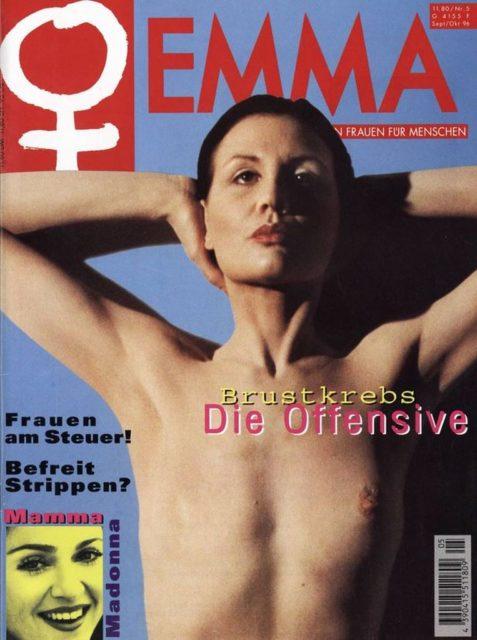 EMMA 5/1996, Externer Link: EMMA-Lesessal