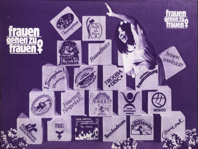 Flugblatt (Detail), Frauen gehen zu Frauen e.V. (FMT-Signatur: FB.01.078)