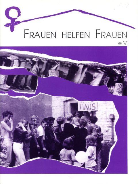 © Frauen helfen Frauen e.V. Köln (FMT-Signatur: PD-SE.07.05)