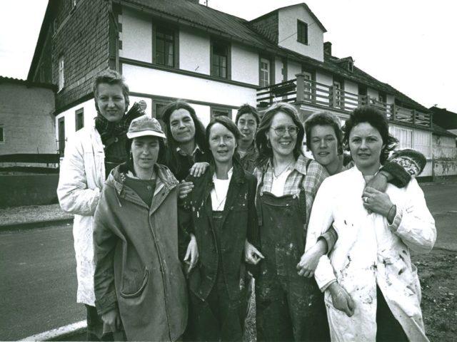 Frauenlandhaus Charlottenberg, Bildquelle: EMMA-Archiv