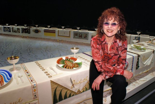 © Judy Chicago Externer Link: Website von J. Chicago