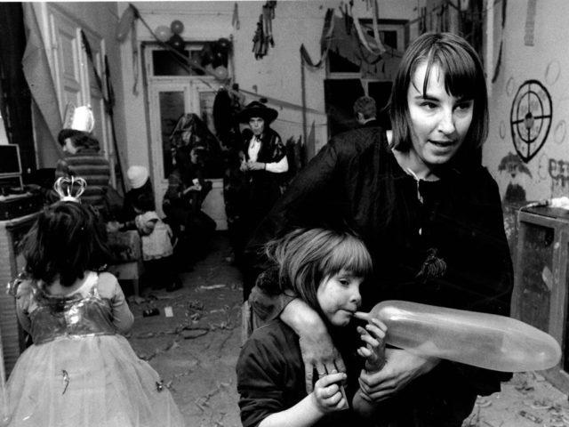Kinderladen, 1970, © Monika Seifert, 1970