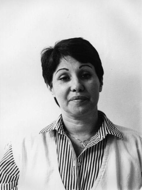 Phyllis Chesler, 1986 © Bettina Flitner (FMT-Signatur: FT.02.0711)