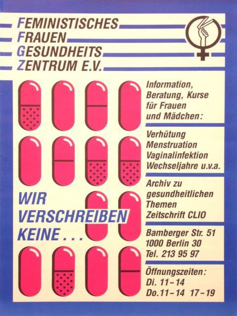 Plakat FFGZ Berlin (FMT-Signatur: PT.022)