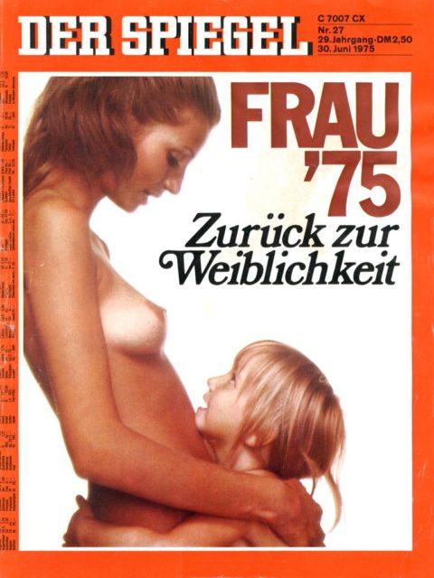 Der Spiegel, Nr. 27, 1975, external link: Der Spiegel