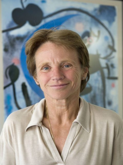 Prof. Dr. med. Vera Regitz-Zagrosek © Bettina Flitner, 2010 (FMT Shelf Mark: FT.03.2146)