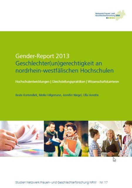 Externer Link: Download Genderreport von Netzwerk FGF