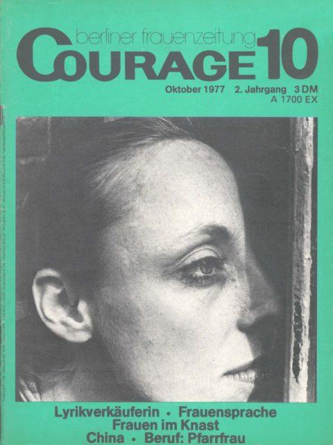 Gibt es eine Frauensprache? / Theresia Sauter-Bailliet. - [Electronic ed.]. In: Courage : Berliner Frauenzeitung. - 2(1977), H. 10, S. 37 - 38