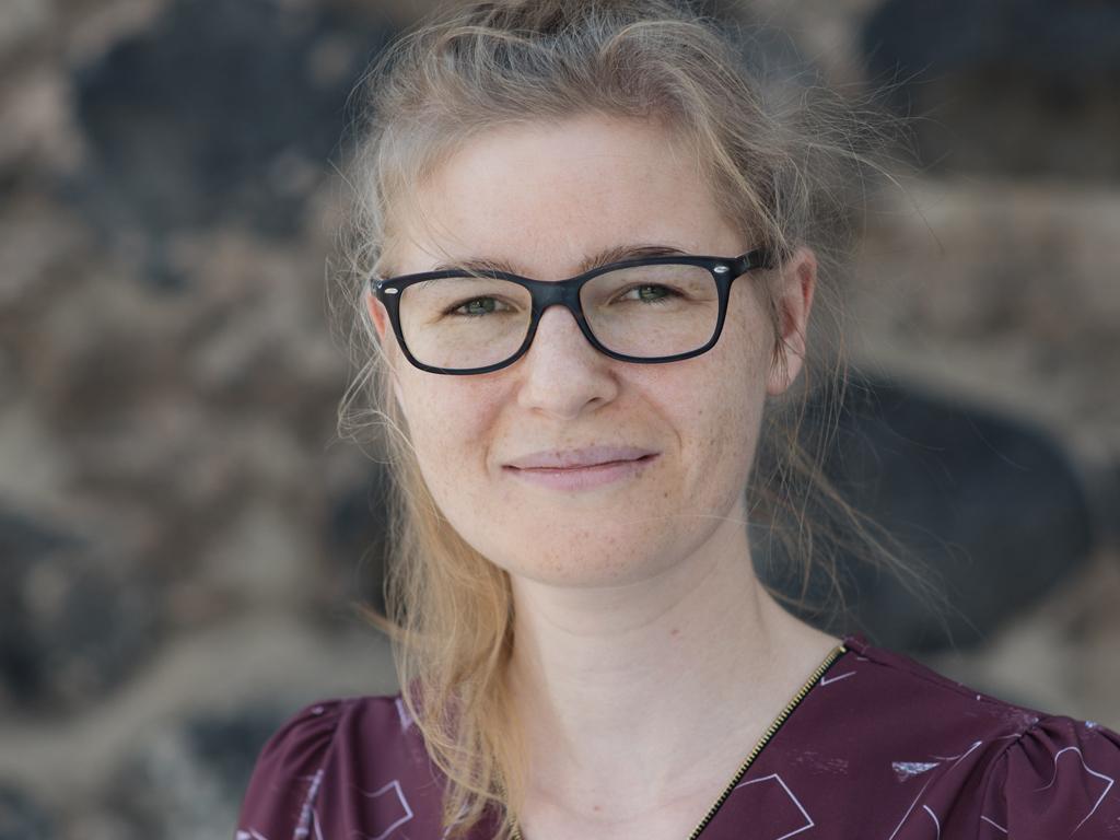 Ellen Hanisch, Volontariat FrauenMediaTurm, Köln, 8/2018