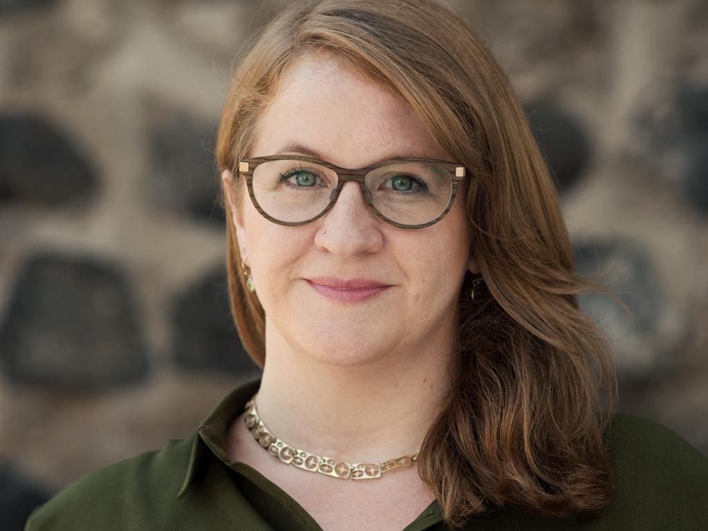 Jasmin Schenk, wissenschaftliche Leitung FrauenMediaTurm, Copyright: FMT