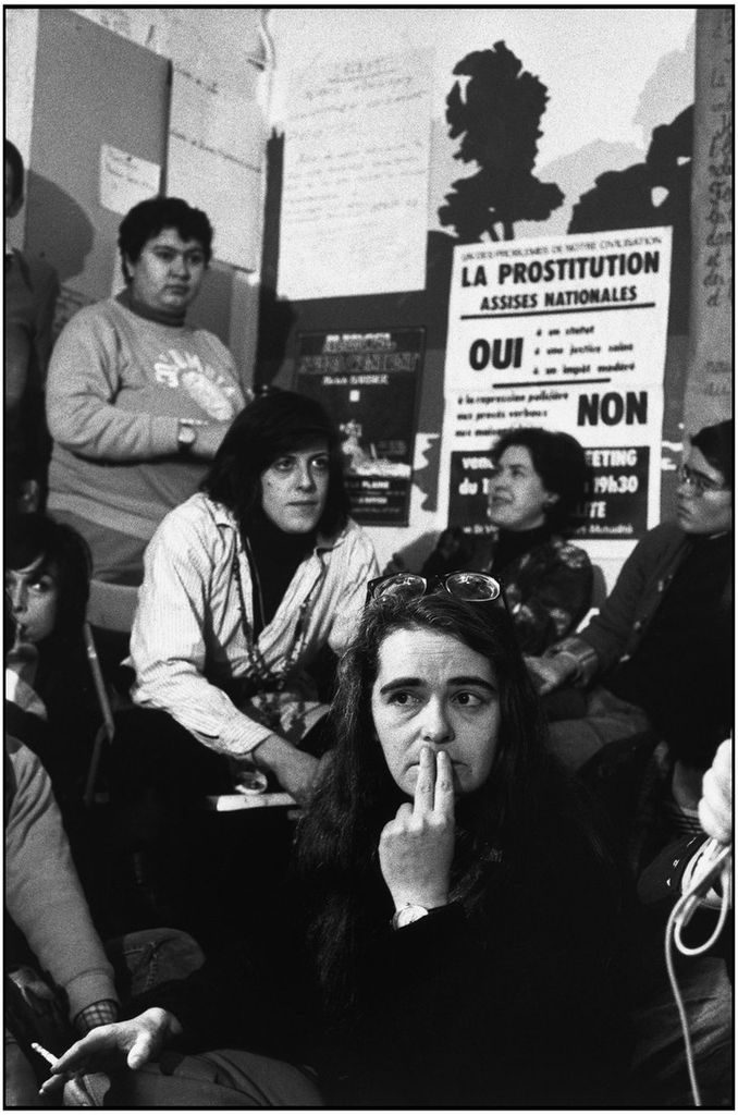 Autorin Kate Millett, © Martine Franck / MAGNUM, https://www.newyorker.com/books/page-turner/sexual-politics-and-the-feminist-work-that-remains-undone