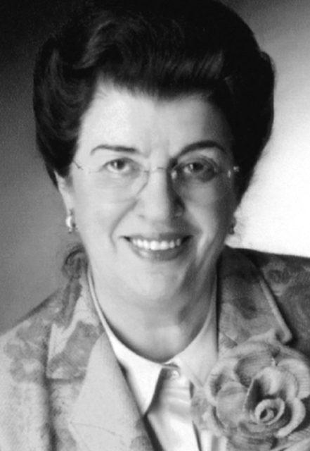 Lore Maria Peschel-Gutzeit Bild: EMMA-Archiv