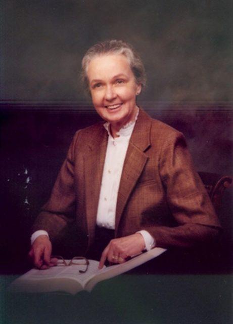 Linguistin Mary Ritchie Key, Public Domain, Bildquelle: https://www.librarything.com/pic/4648390