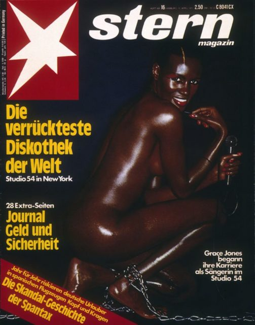 Sexistisches Stern-Cover 1978, 13. April 1978 (Nr. 16) © Stern