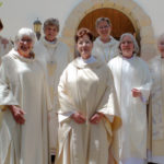 © Ida Raming (ganz links), 2009 Externer Link: Roman Catholic Women Priests