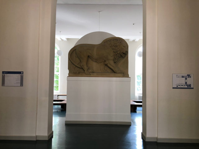 Loewenlounge im 1. OG Humboldt Universität © FMT