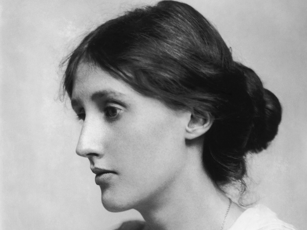 Virginia Woolf 1902, Public Domain, Foto: George Charles Beresford